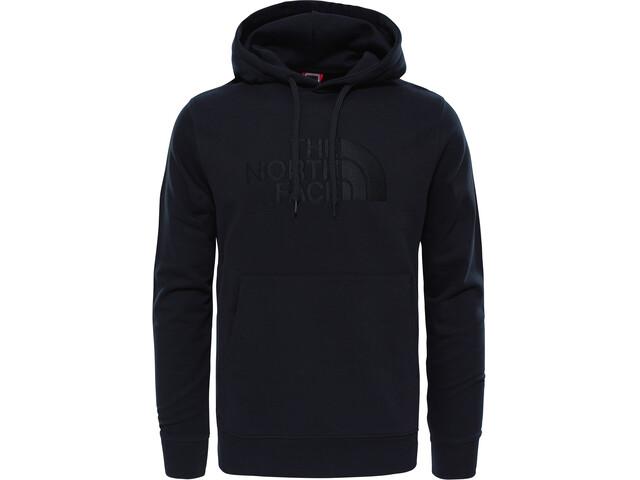 The North Face Light Drew Peak Pullover Hoodie Men tnf black/tnf black